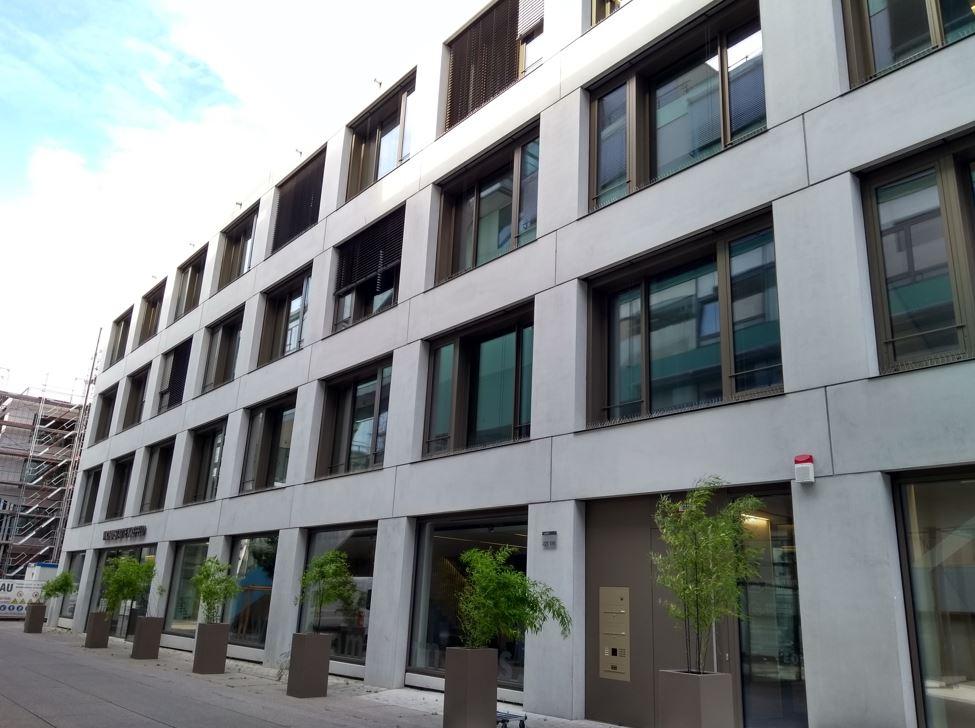 Bürogebäude Krefeld